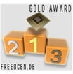 "Premio ""Freeocen Gold Award"""