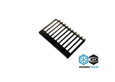 Kit DimasTech® 10 Slot XL-ATX Nero
