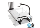 DimasTech® Bench/Test Table Nano Milk White