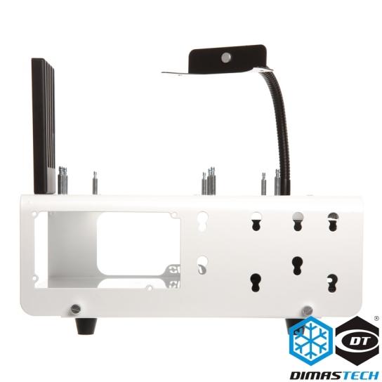 Dimastech 174 Bench Test Table Nano Milk White