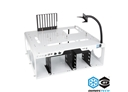 DimasTech® Bench/Test Table Easy V3.0 Milk White