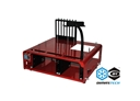 DimasTech® Bench/Test Table Mini V1.0 Spicy Red
