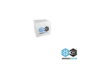 DimasTech® Dust Cover White