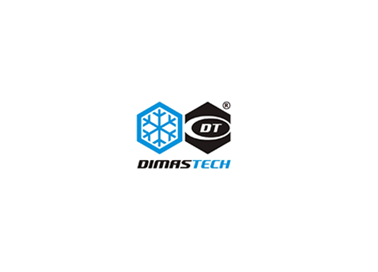 GO-Stock - DimasTech® Fan Support 92x92 - White Milk